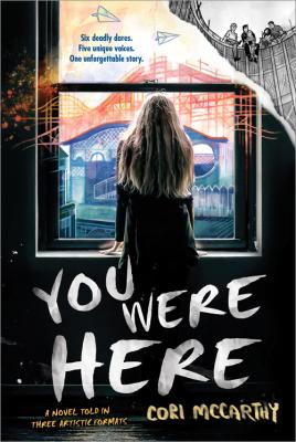 Cover for You Were Here