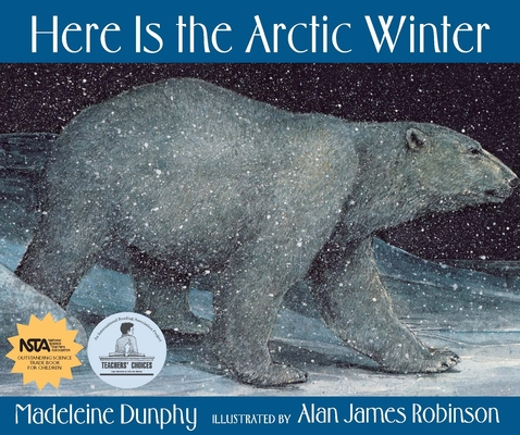 Here Is the Arctic Winter Cover Image