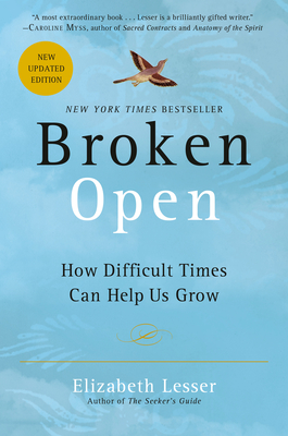 Broken Open: How Difficult Times Can Help Us Grow Cover Image