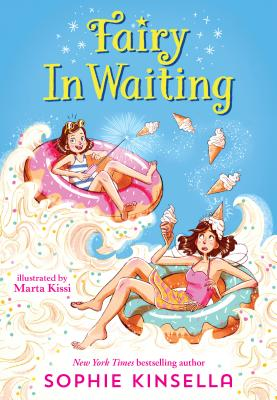 Fairy Mom and Me #2: Fairy In Waiting Cover Image