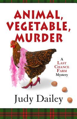 Animal, Vegetable, Murder Cover