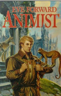 Cover for Animist
