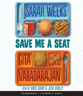 Cover for Save Me a Seat