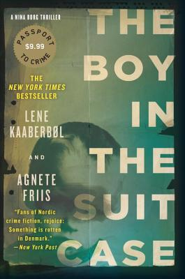 The Boy in the Suitcase (A Nina Borg Novel #1) Cover Image