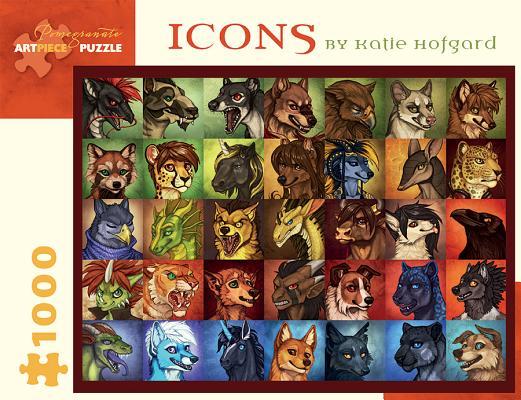 Puz Hofgard/Icons Cover Image