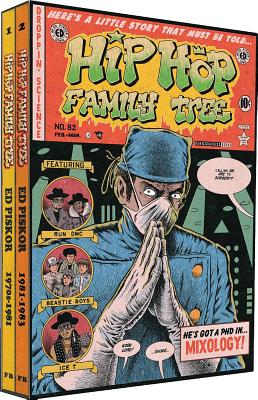 Hip Hop Family Tree 1975-1983 Vols. 1-2 Gift Boxed Set Cover Image