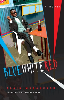Blue White Red Cover