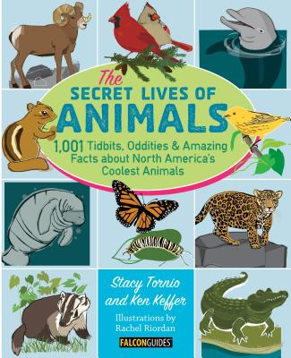 The Secret Lives of Animals Cover