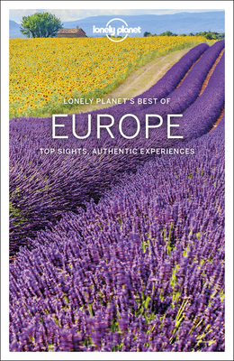Lonely Planet Best of Europe (Best of Country) Cover Image