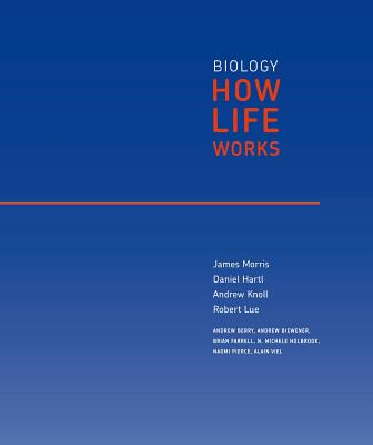 Biology: How Life Works Cover Image