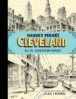 Harvey Pekar's Cleveland Cover Image