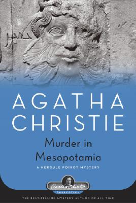 Murder in Mesopotamia: A Hercule Poirot Mystery Cover Image