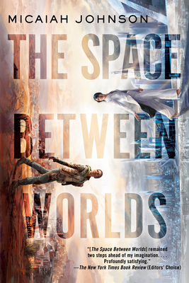 The Space Between Worlds Cover Image