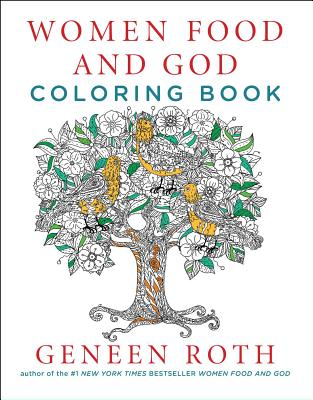 Women Food and God Coloring Book Cover