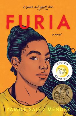 FURIA - By Yamile Saied Méndez