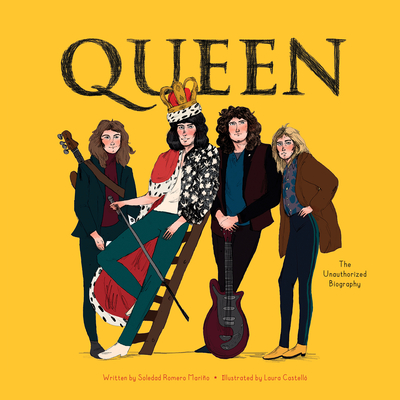 Queen: The Unauthorized Biography Cover Image