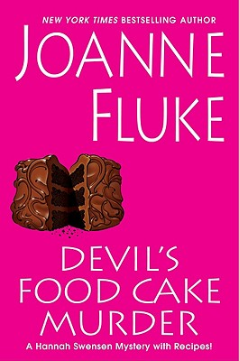 Devil's Food Cake Murder Cover