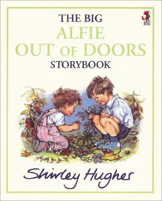 Cover for The Big Alfie Out of Doors Storybook