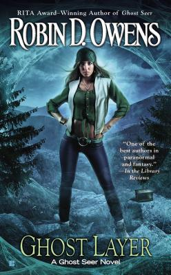 Ghost Layer (The Ghost Seer Novel #2) Cover Image