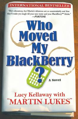Who Moved My Blackberry? Cover