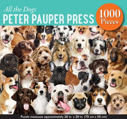 All the Dogs Jigsaw Puzzle Cover Image