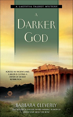 A Darker God Cover