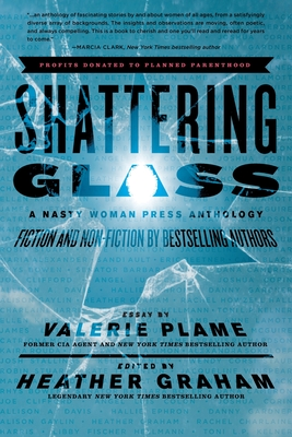 Shattering Glass: A Nasty Woman Press Anthology Cover Image