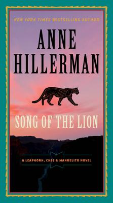 Song of the Lion (A Leaphorn, Chee & Manuelito Novel #3) Cover Image