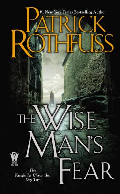 The Wise Man's Fear (Kingkiller Chronicle #2) Cover Image