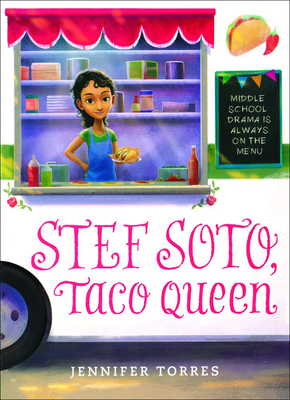 Stef Soto, Taco Queen Cover Image