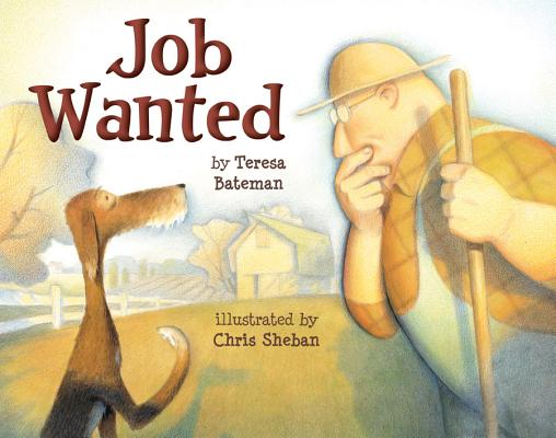 Job Wanted Cover Image