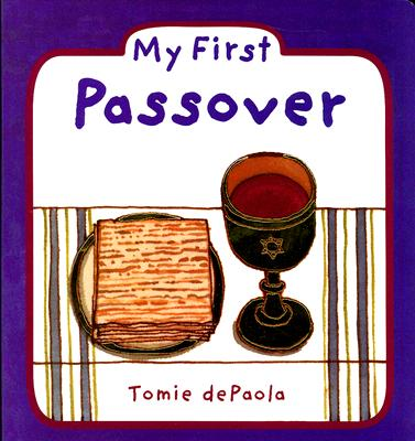 My First Passover Cover Image