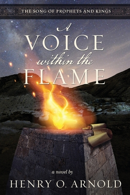 A Voice within the Flame Cover Image
