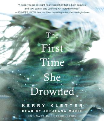 Cover for The First Time She Drowned