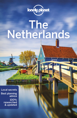 Lonely Planet The Netherlands 7 (Country Guide) Cover Image