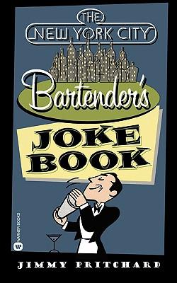 The New York City Bartender's Joke Book Cover Image
