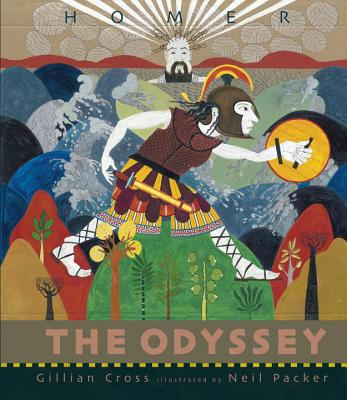 The Odyssey Cover