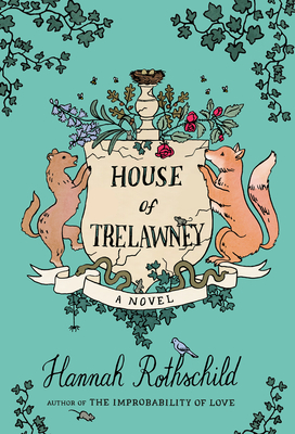 House of Trelawney: A novel Cover Image