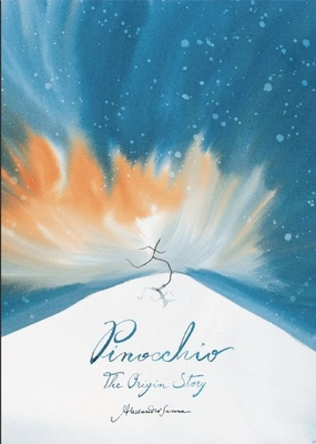 Pinocchio: The Origin Story Cover Image