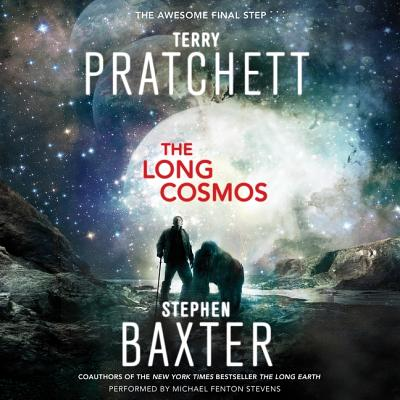 The Long Cosmos Lib/E (Long Earth #5) Cover Image