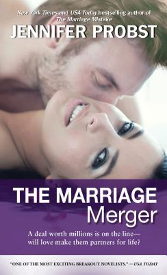 The Marriage Merger Cover