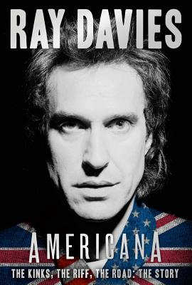 Cover for Americana