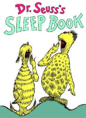 Dr. Seuss's Sleep Book Cover Image