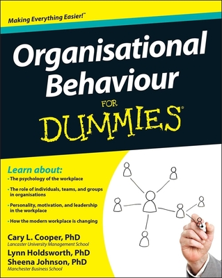 Organisational Behaviour for Dummies Cover Image