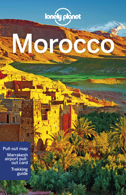Lonely Planet Morocco (Country Guide) Cover Image