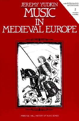 Music in Medieval Europe Cover Image