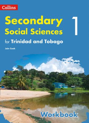 Collins Secondary Social Sciences for the Caribbean – Workbook 1 Cover Image