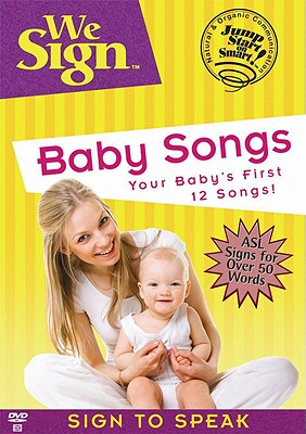 Baby Songs (We Sign) Cover Image