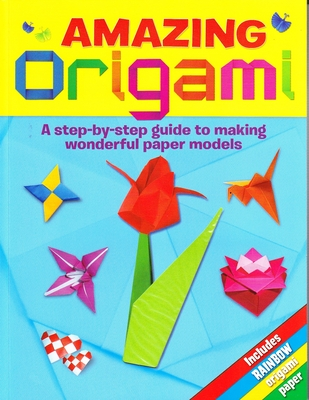 Amazing Origami [With Origami Paper] Cover