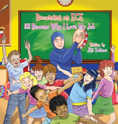 Becoming an ECE. 101 reasons why I love my job Cover Image